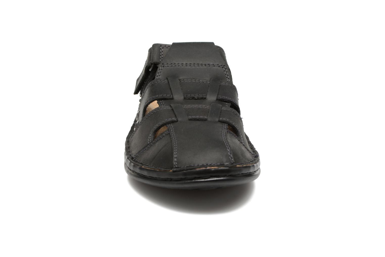 Sandales et nu-pieds TBS Easy Walk Bassoa Noir vue portées chaussures