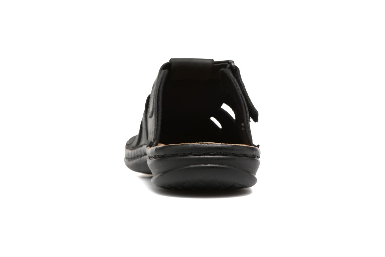 Sandales et nu-pieds TBS Easy Walk Bassoa Noir vue droite