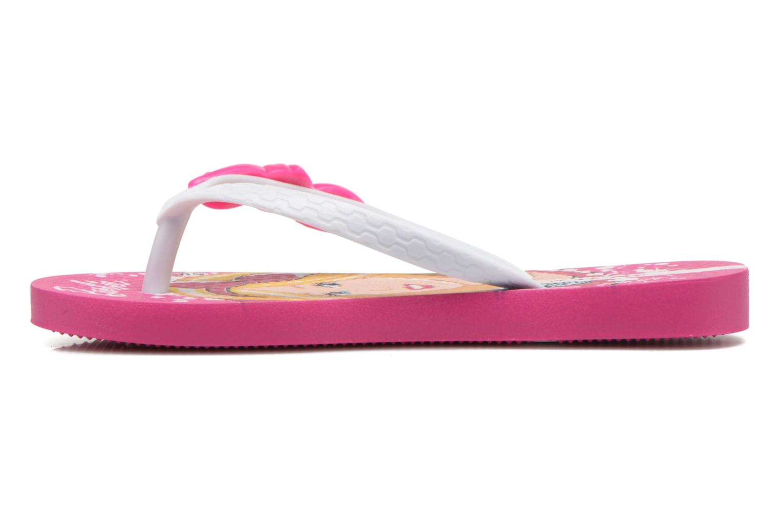 Tongs Ipanema Barbie Style Kids Rose vue face