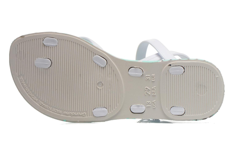 Sandales et nu-pieds Ipanema Fashion Sandal III Kids Vert vue haut