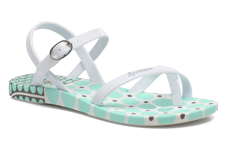 Sandalias Ipanema Fashion Sandal III Kids Verde vista de detalle / par