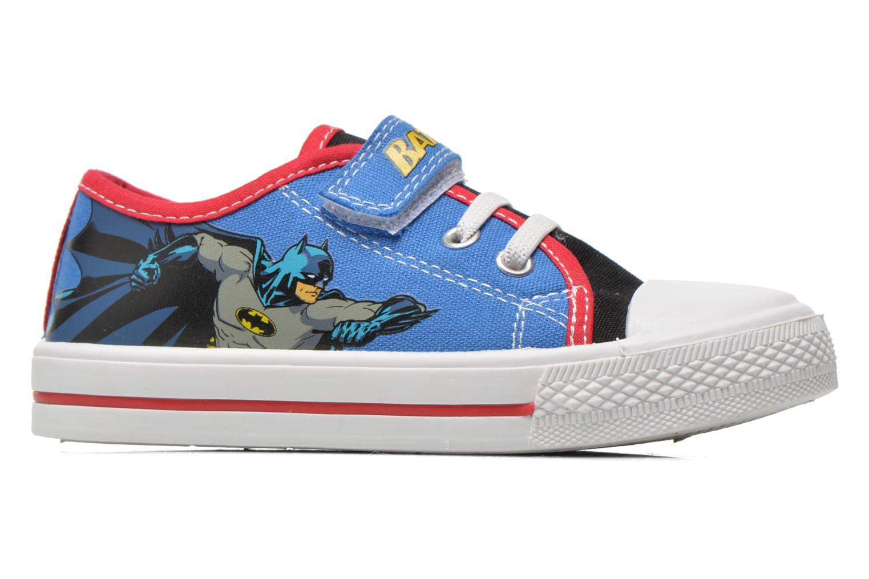 Sneakers Batman Bat Calepino Azzurro immagine posteriore