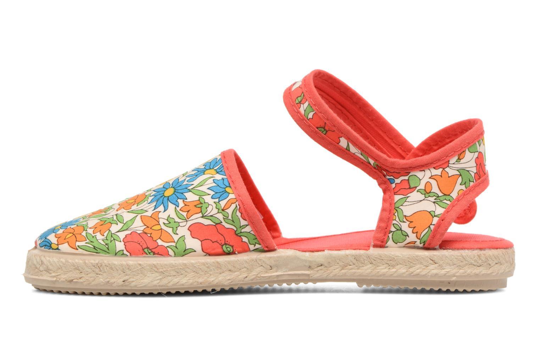 Sandales et nu-pieds Cienta Margot Multicolore vue face