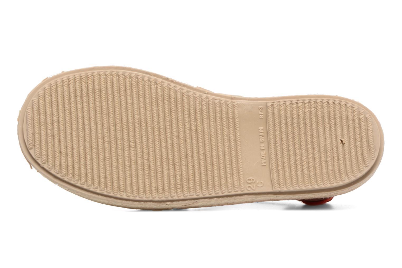 Sandales et nu-pieds Cienta Margot Multicolore vue haut