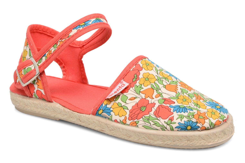 Sandales et nu-pieds Cienta Margot Multicolore vue détail/paire