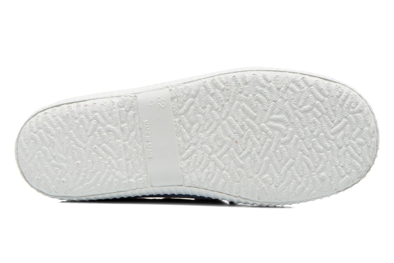 Chaussures à lacets Cienta Martino Bleu vue haut