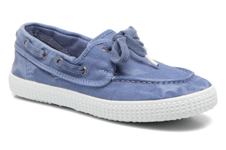 611a3b76ee3c0 Cienta Martino (Bleu) - Chaussures à lacets chez Sarenza (250225)