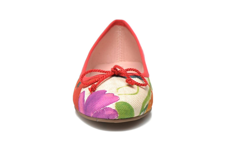 Ballerines Pretty Ballerinas Marilyn Multicolore vue portées chaussures