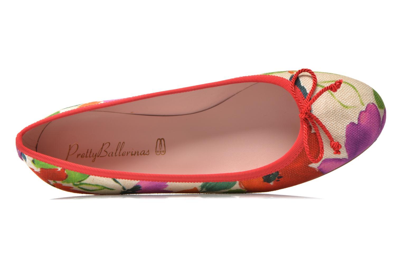 Ballerines Pretty Ballerinas Marilyn Multicolore vue gauche