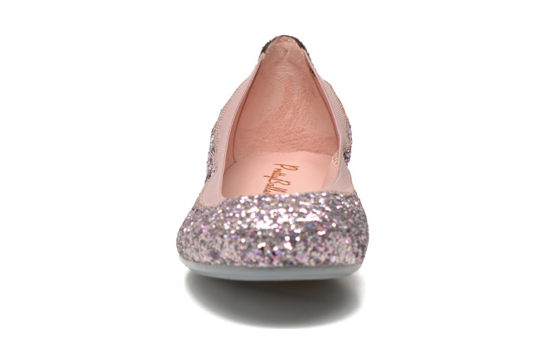 Ballerines Pretty Ballerinas Shirley Violet vue portées chaussures