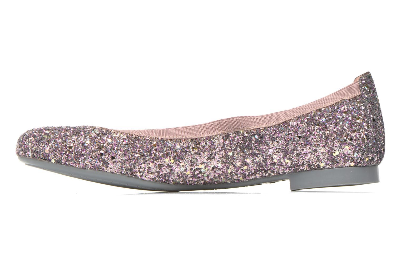 Shirley glitter lila