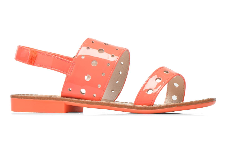 Sandals Mellow Yellow Mnvadina Pink back view