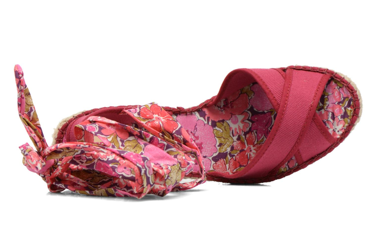 Sandals Pare Gabia Kerine Pink view from the left