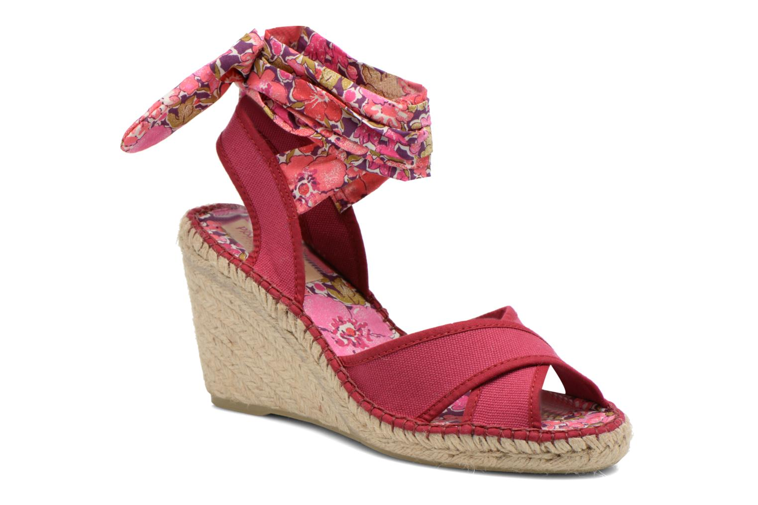 Sandals Pare Gabia Kerine Pink detailed view/ Pair view