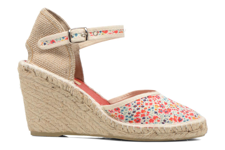 Sandales et nu-pieds Pare Gabia Katy Multicolore vue derrière