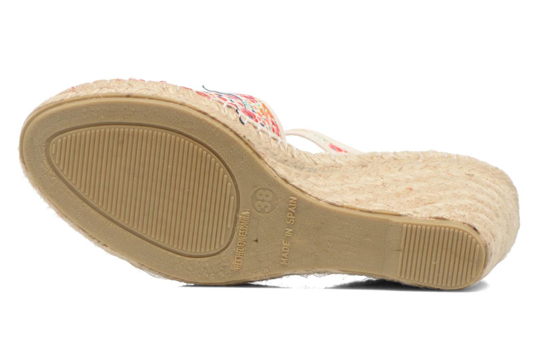 Sandales et nu-pieds Pare Gabia Katy Multicolore vue haut