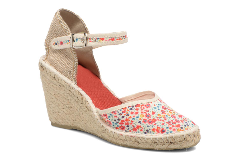 Sandales et nu-pieds Pare Gabia Katy Multicolore vue détail/paire