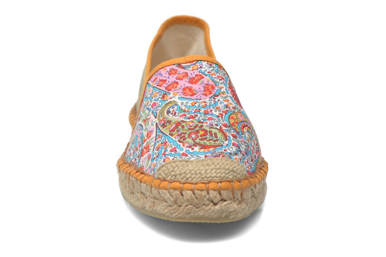 Espadrilles Pare Gabia VP mix Multicolore vue portées chaussures