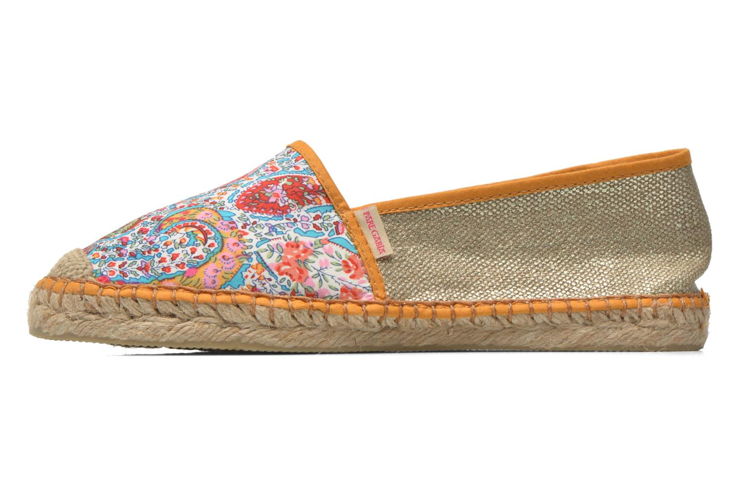 Espadrilles Pare Gabia VP mix Multicolore vue face