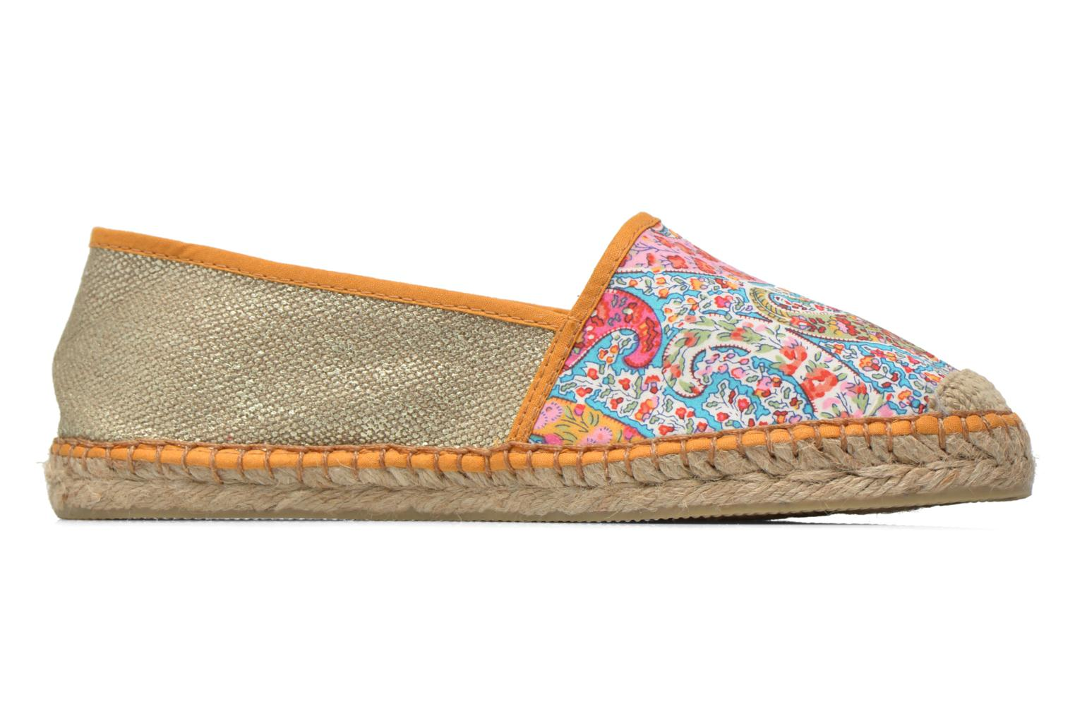 Espadrilles Pare Gabia VP mix Multicolor back view