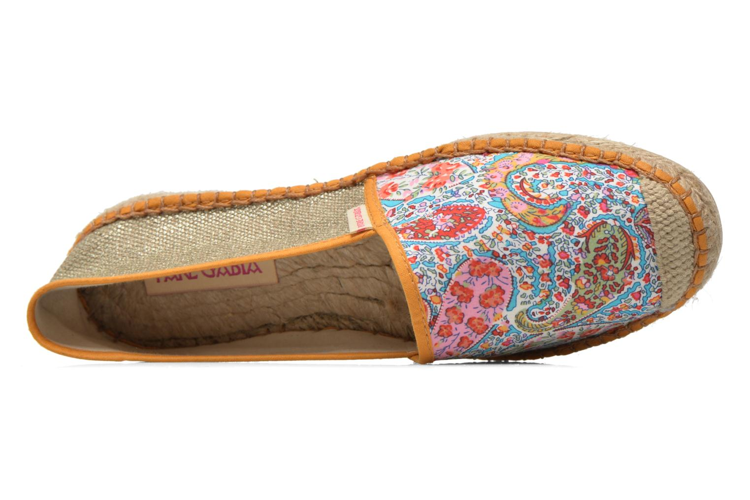 Espadrilles Pare Gabia VP mix Multicolor view from the left