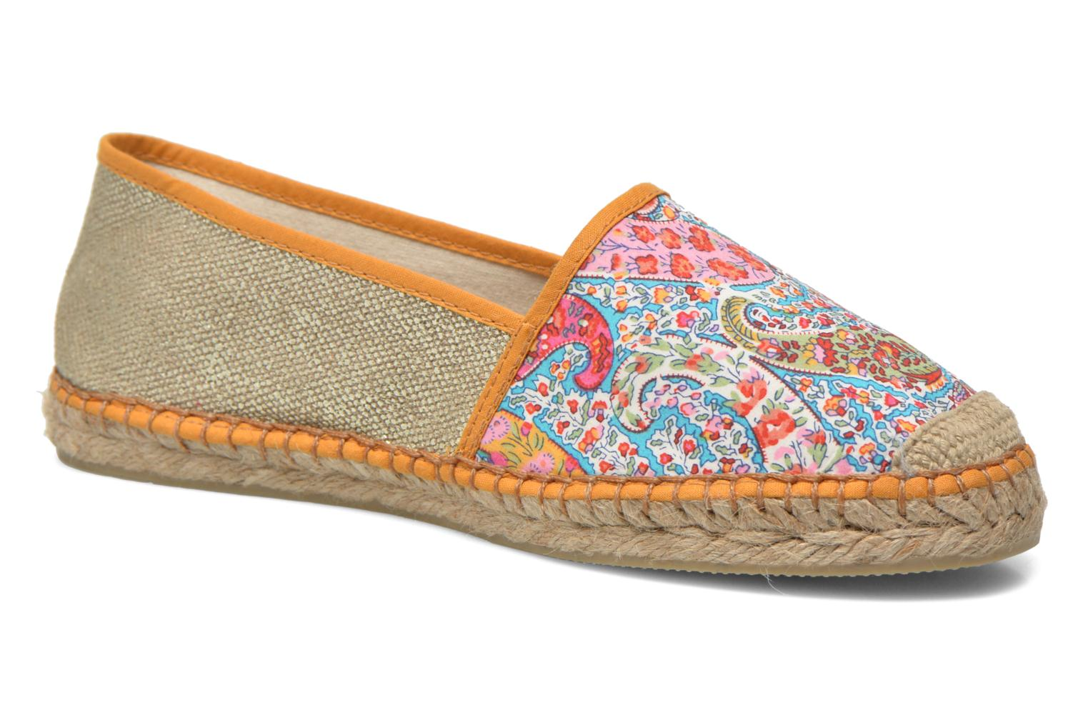 Espadrilles Pare Gabia VP mix Multicolor detailed view/ Pair view