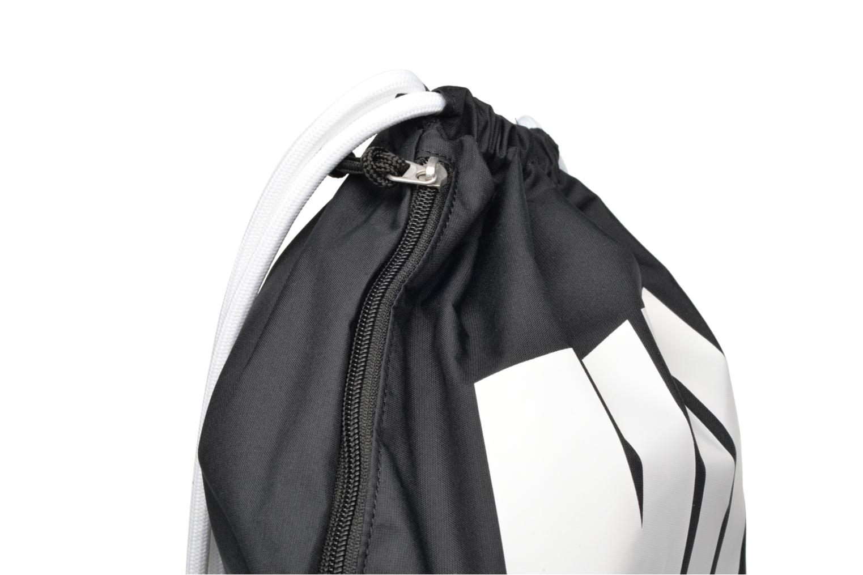 Sacs de sport Nike NIKE HERITAGE GYMSACK Noir vue gauche