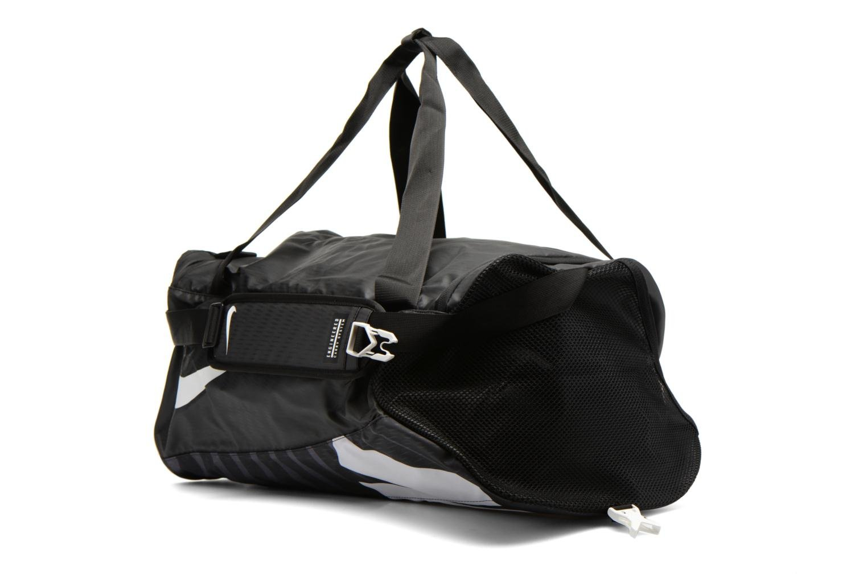 Sacs de sport Nike Nike Alpha Training Duffel Bag M Noir vue droite