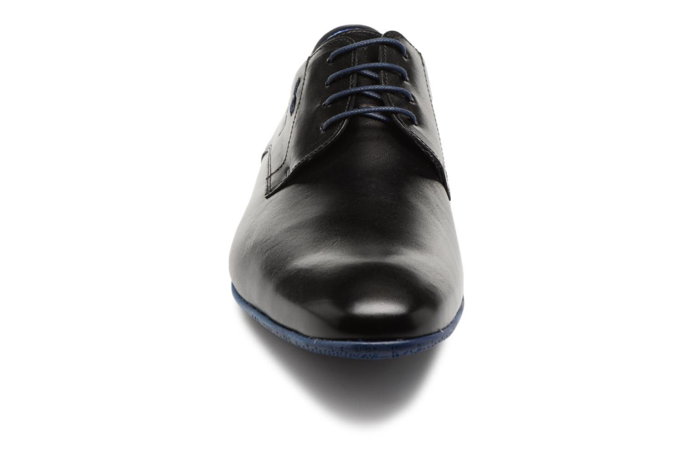 Chaussures à lacets Fluchos Ezzio 9353 Noir vue portées chaussures