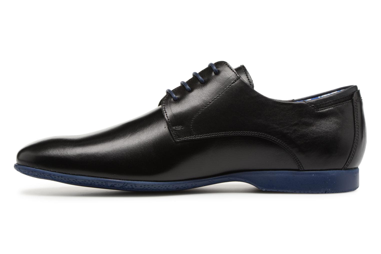 Chaussures à lacets Fluchos Ezzio 9353 Noir vue face