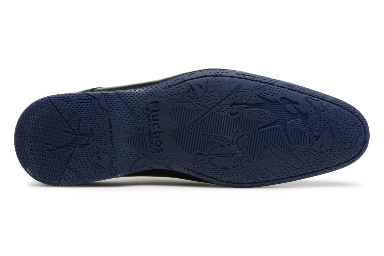 Chaussures à lacets Fluchos Ezzio 9353 Noir vue haut