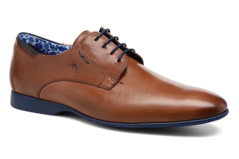 Chaussures à lacets Fluchos Ezzio 9353 Marron vue détail/paire