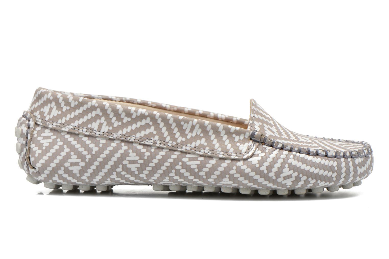 Loafers Manuela de Juan Bidai Grey back view