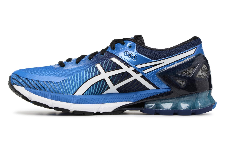 Chaussures de sport Asics Gel-Kinsei 6 Bleu vue face