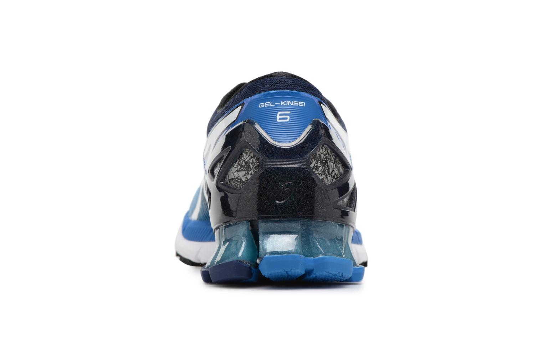 Chaussures de sport Asics Gel-Kinsei 6 Bleu vue droite