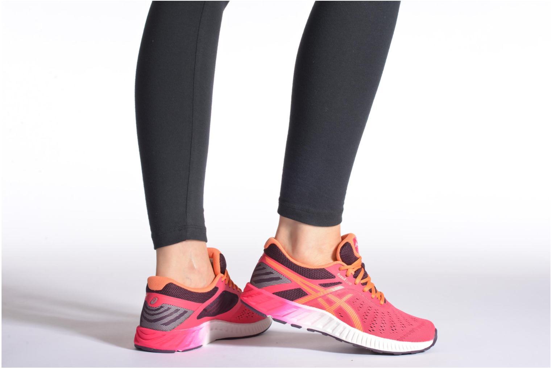 Chaussures de sport Asics Fuzex Lyte Multicolore vue bas / vue portée sac