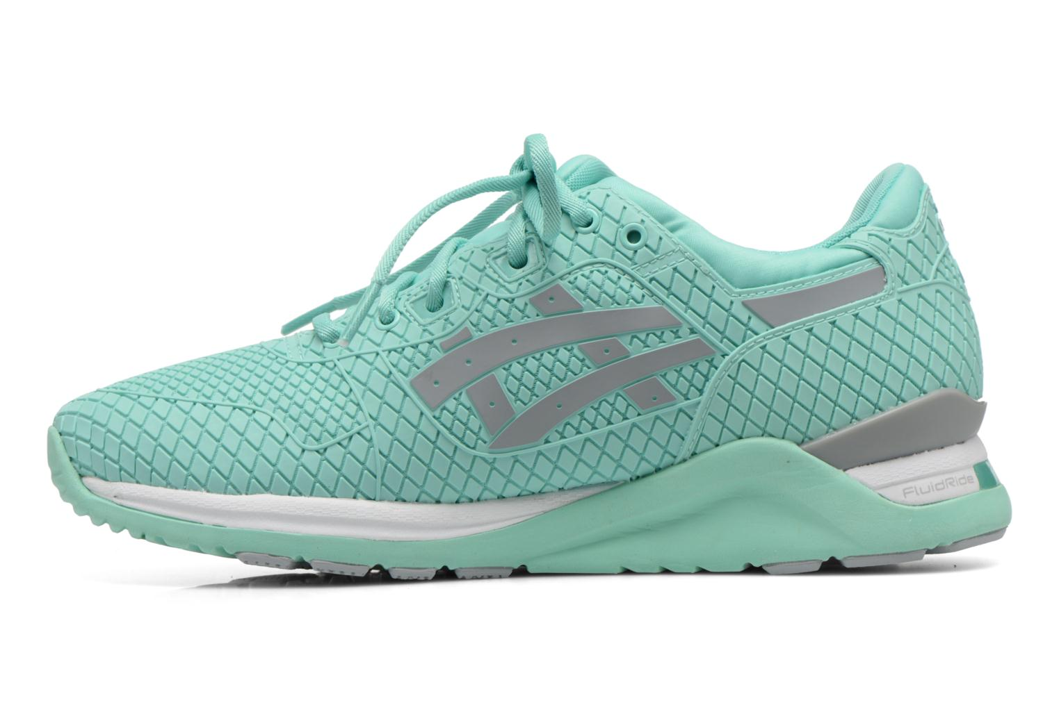 Trainers Asics Gel-Lyte Evo Green front view