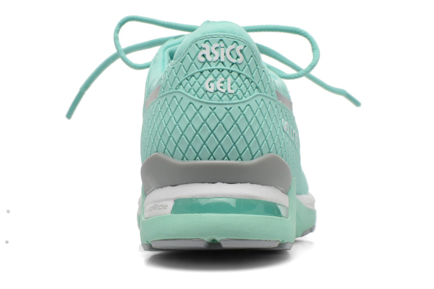 Trainers Asics Gel-Lyte Evo Green view from the right