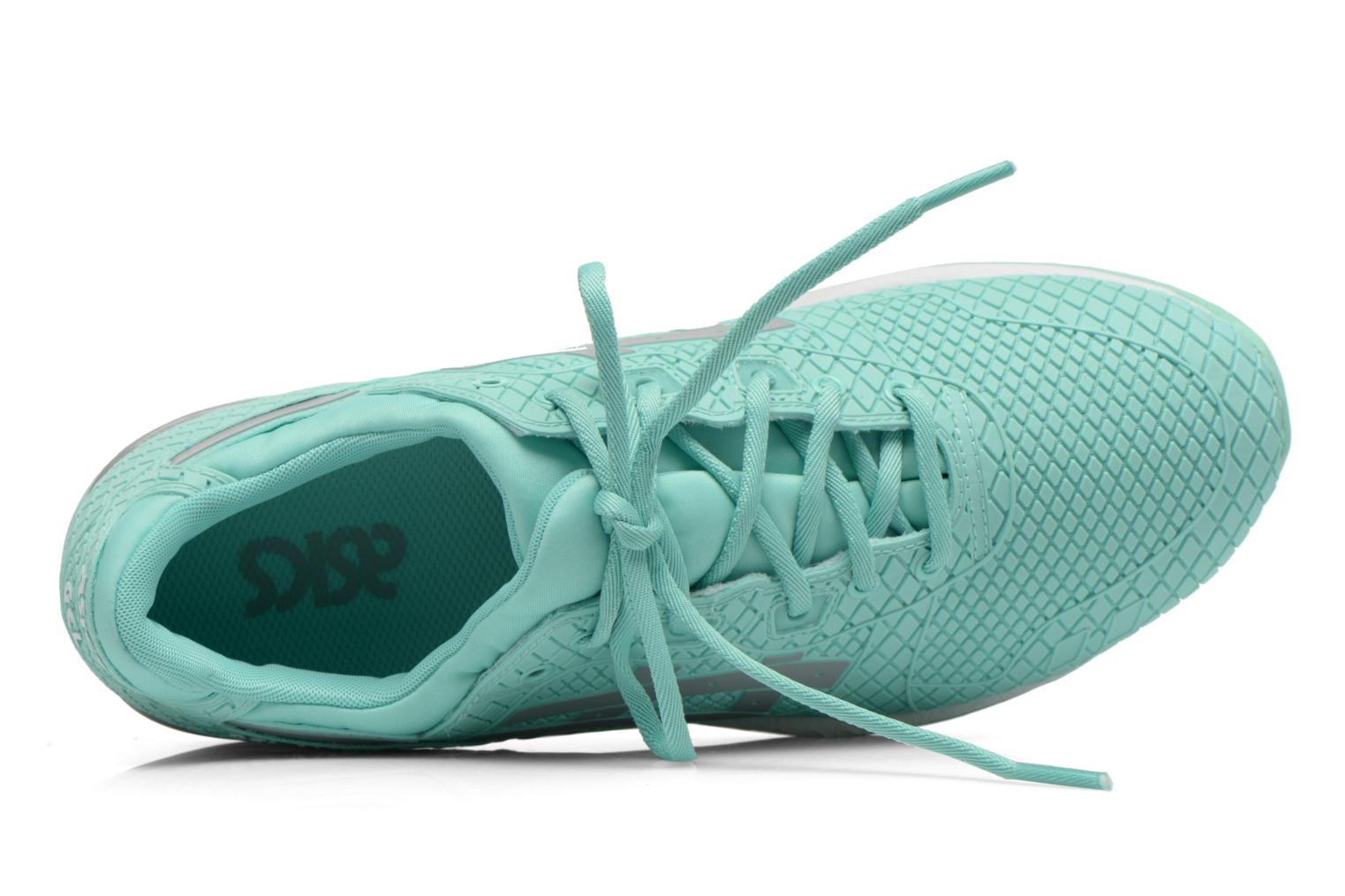Trainers Asics Gel-Lyte Evo Green view from the left
