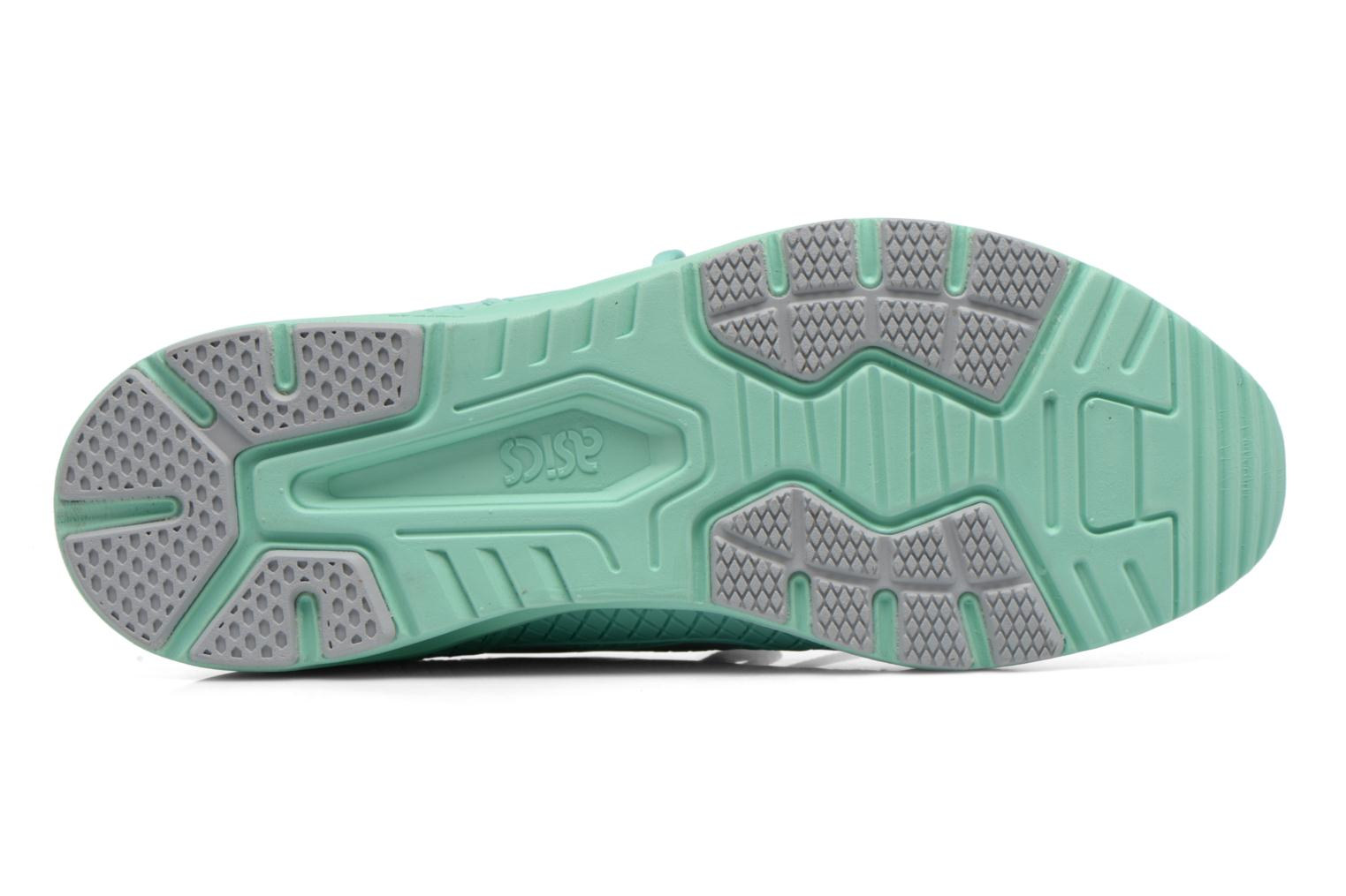 Trainers Asics Gel-Lyte Evo Green view from above