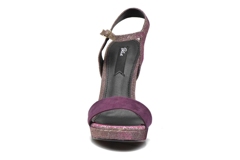 Sandalen Blink Keel lila schuhe getragen