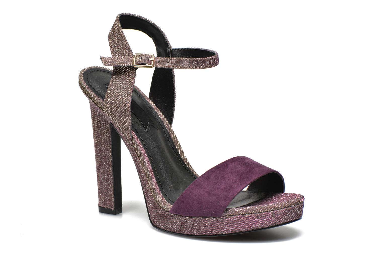 Keel Pewter/Gold/Purple
