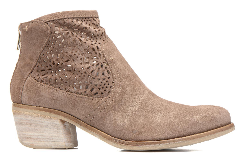 Bottines et boots Khrio Aeligana Or et bronze vue derrière