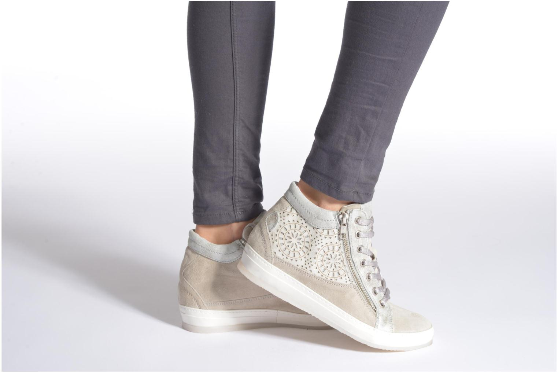 Sneakers Khrio Maiana Beige onder