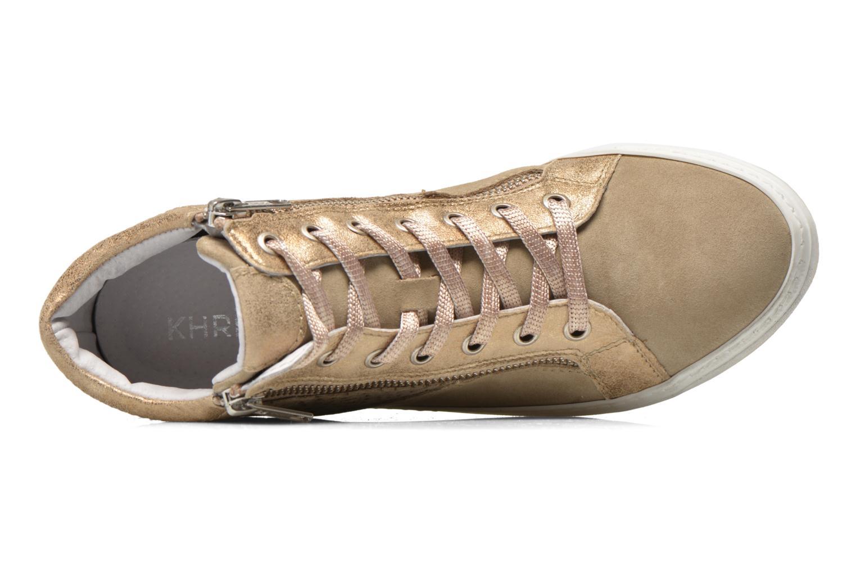 Sneakers Khrio Maiana Beige links