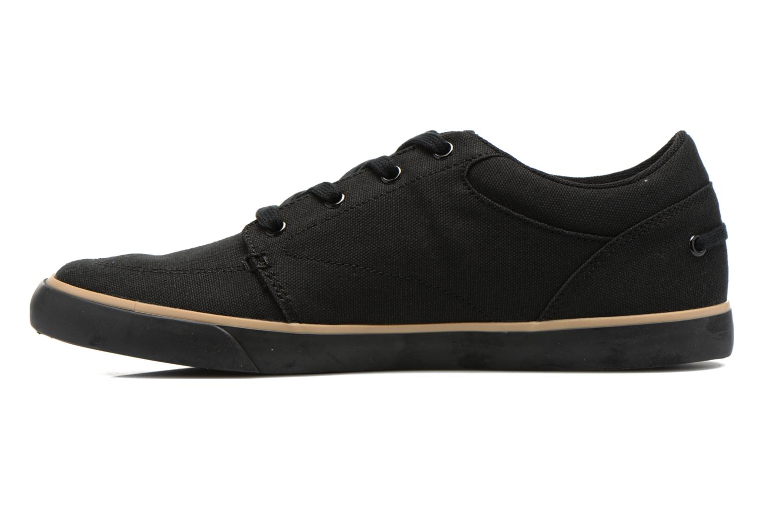 Trainers Lacoste Bayliss 116 2 Black front view