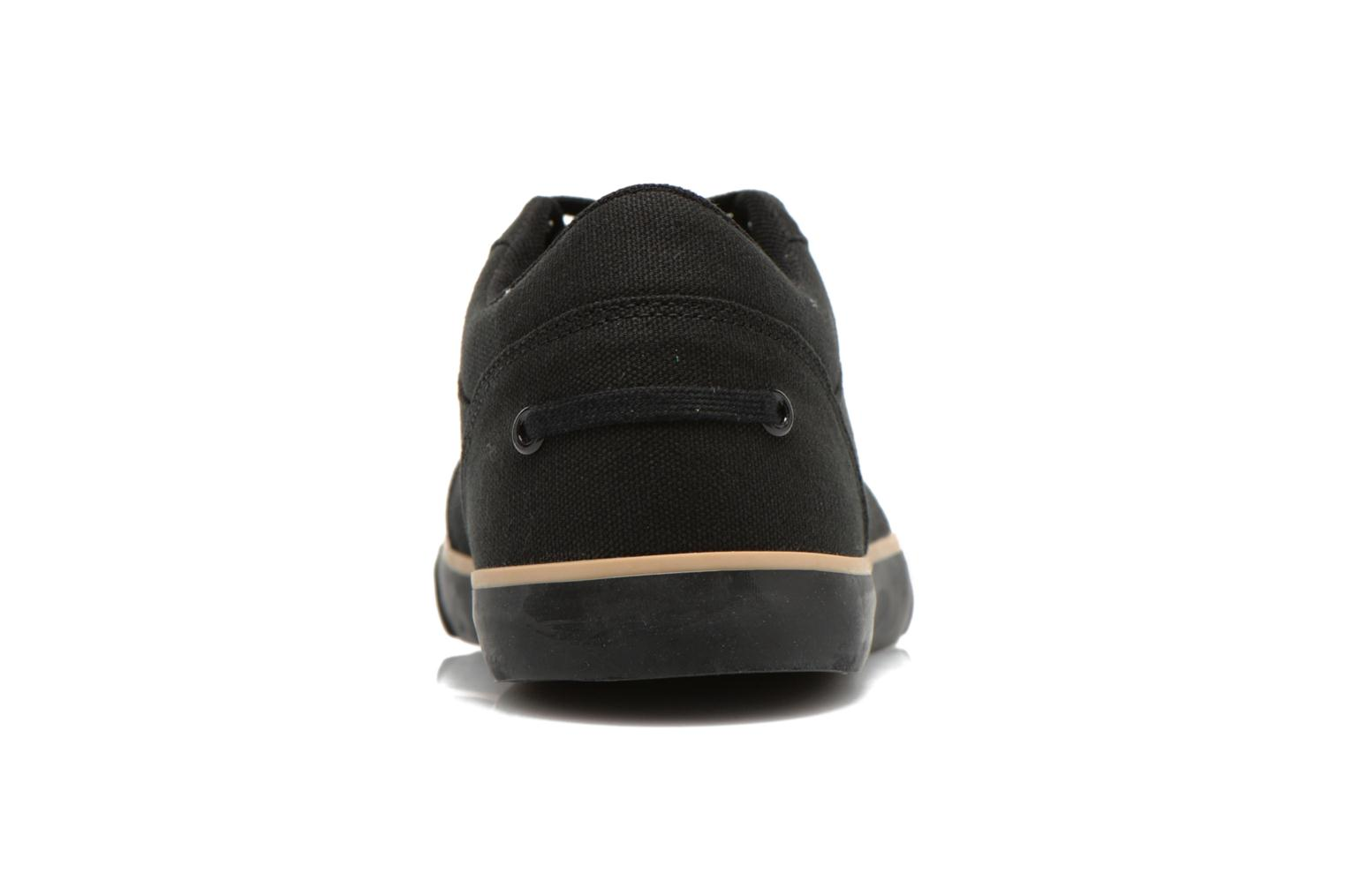 Trainers Lacoste Bayliss 116 2 Black view from the right
