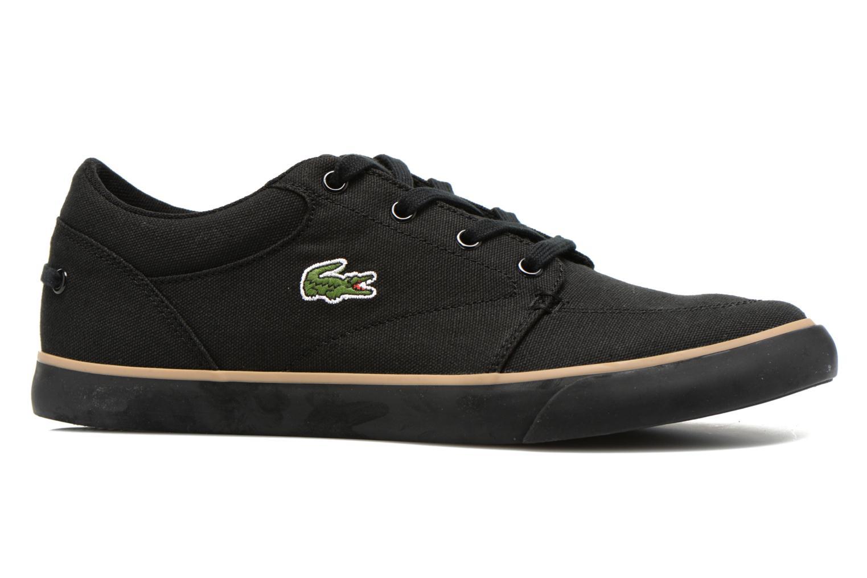 Sneaker Lacoste Bayliss 116 2 schwarz ansicht von hinten