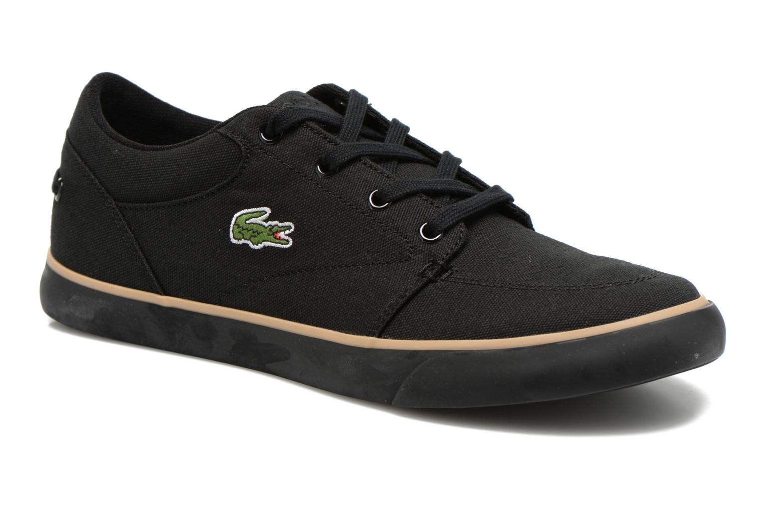Trainers Lacoste Bayliss 116 2 Black detailed view/ Pair view