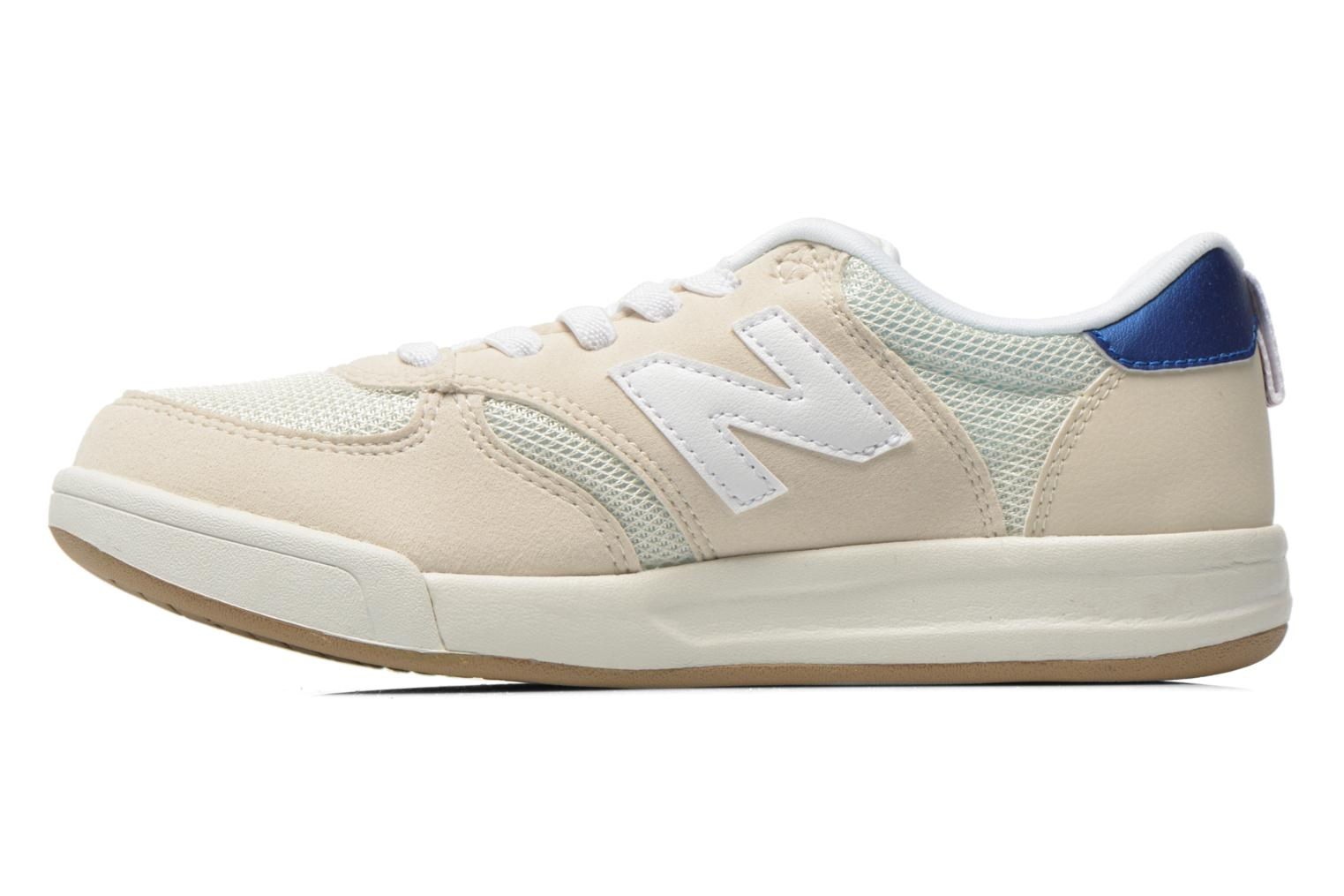 Trainers New Balance KT300 J Beige front view